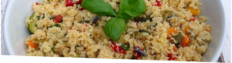 Quinoa, Couscous, Mijo y Otros | El Viejo Hortelano