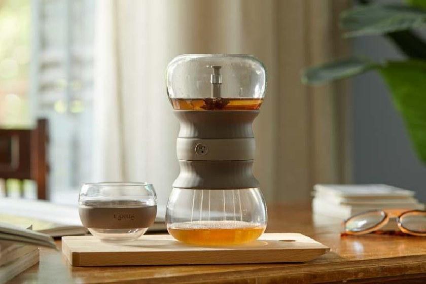 Calm Tea Infuser Lekue
