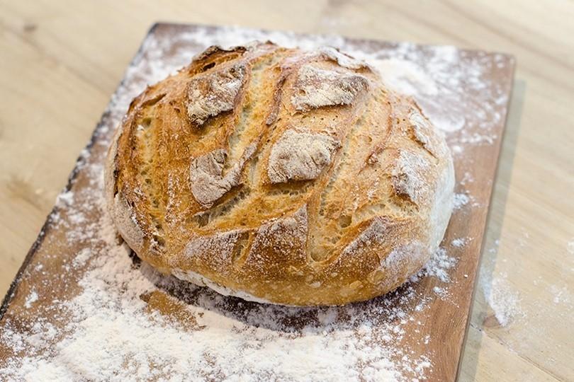 La espiga milenaira, pan de verdad