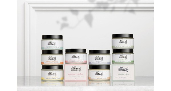 The Natural Deodorant Co. - El desodorante definitivo